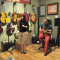 Anita Camarella, Davide Facchini - Artisan Guitars Franklin TN - USA