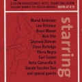 All Star Guitar Night 2011 Line Up