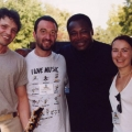 Anita Camarella, Davide Facchini, George Benson, Russ De Filippis - Guitars for Life New York 2001