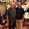 Joe Carducci and Davide Facchini - Gretsch Guitar