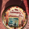 La Famiglia Canterina Cake! The winner of LadyLake Music Indie Awards as TOP CD of 2013 in USA!