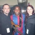 Victor Wooten, Anita Camarella, Davide Facchini - All Star Guitar Night 2011 Nashville