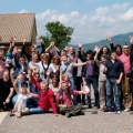 All together at Soave Guitar Festival 2012